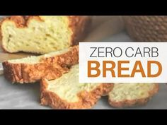 Keto Diet: A comprehensive Guide for Keto Diet. Protein Bread, Low Carb Bread, Keto Bread, Whey Protein, Healthy Food Blogs, Real Food Recipes, Cooking Recipes, Healthy Recipes, Cooking Pasta