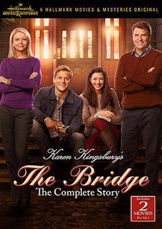 Faith Ford & Ted McGinley & None-Karen Kingsbury's The Bridge: The Complete Story Great Movies, New Movies, Movies Online, Movies And Tv Shows, Películas Hallmark, Hallmark Channel, Hallmark Christmas Movies, Hallmark Movies, Holiday Movies