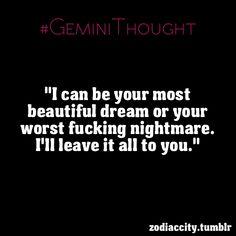 Gemini ;)