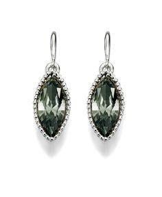 Allegory - Swarovski Elements Marquise Crystal Earrings