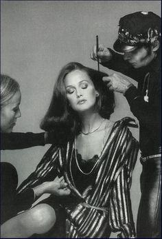 Karen Graham by Richard Avedon for Vogue 1973