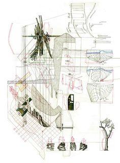 The Still Vessel, Tom Ibbitson. 2009/2010 Unit 24, The Bartlett School of Architecture.