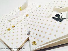 papierZART : gold auf weiß, Weihnachtsengel, Weihnachtskarte mit Engel, Alexandra Renke Weihnachten, Designpapier, Weihnachtsstern