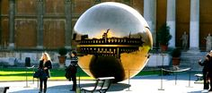 Vatican Museum: Sphere within a Sphere, Patterns Repeat in Time