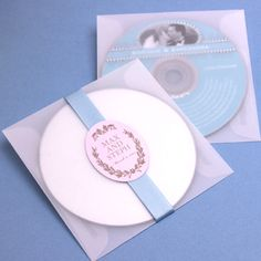 Wedding Favors & Party Supplies - Favors and Flowers :: Favor Packaging :: Wedding CD Covers  Favor Envelopes :: CD Vellum Envelopes - 25 pcs