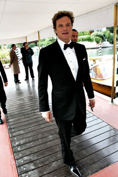 Very Handsome Colin Firth