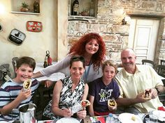 Family time in Athens! 👨👩👦👦Tasting delicious Greek gyros & souvlaki! | #greekfood #Greece #tmom