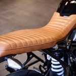 RSD Leather BMW R nineT Flat Out Enzo Seat - BMW Products - Motorcycle Parts and Riding Gear - Roland Sands Design