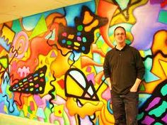 abstract school murals - Google Search