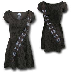 Star Wars Chewbacca Dress
