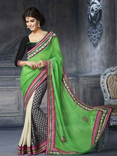Grab exclusive collection of designer sarees from kalazone silk mill