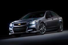 2014 Chevrolet SS Review - #ChevroletSS #Review #PerryAutoGroup