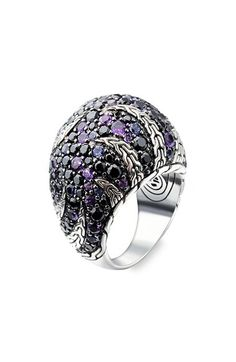 John Hardy 'Palu Macan - Lava' Dome Ring available at #Nordstrom