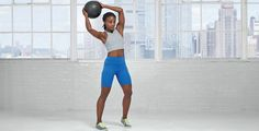 8 Moves to Fire Up Your Arms, Abs and Butt - SELF