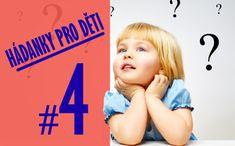 Hádanky pro děti #4 | Zabav děti - Inspirace pro rodiče a vedoucí Face, Movies, Movie Posters, Films, Film Poster, The Face, Cinema, Movie, Film