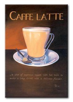 Urban Caffe Latte (Paul Kenton)