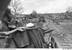 Today in Australian military history - 6th June, 1969 - Battle of Binh Ba, South Vietnam.    Binh Ba, located 6 kilometres north of the Australian base at Nui Dat was the site of a battle between an Australian Ready Reaction Force and a combined force of Viet Cong guerrillas and North Vietnamese Army troops who had occupied the village. The enemy were driven off after more than a day's fighting.   Picture: A 3rd Cavalry Regiment APC at Binh Ba.   Today in Australian military history - 6th…