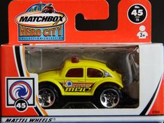 Model Matchbox Volkswagen Beetle 4x4