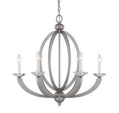 $578.00 1STOPlighting.com | Forum - Six Light Chandelier