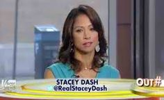 """By G. Brown On her blog, Why I Say What I Say, Even Though I Drive Whoopi, BET, and Most Other Black People Crazyactress turned FOX News political pundit Stacey Dash tried to explain her substantiation for recent comments that as she puts it, made """"every other black person in America…disown.."""" her. Dash said repeated […]"""