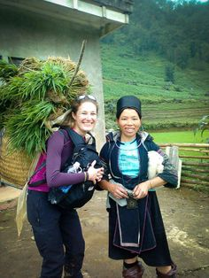Working on rice fields in Sa Pa mountains! Sa Pa, Fields, Rice, Mountains, My Favorite Things, People, Dresses, Gowns, Dress