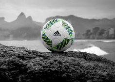 881a1787ed Adidas se inspira no Rio de Janeiro e lança bola da Olimpíada