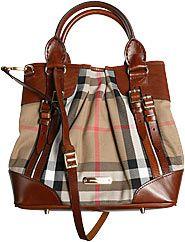 On my wish list....Burberry Handbags