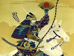 Shogun - detail