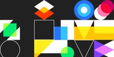 Material Design's new suite of tools and guidelines—all in one place Google Design, Google Material Design, Web Design Trends, Geometric Pattern Design, Geometric Designs, Design Guidelines, Mobile Application Development, Motion Design, Retro