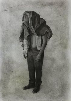 WORKS — JOHAN BARRIOS Gothic Horror, Creepy Art, Landscape Art, Statue, Drawings, Vintage, Photography Ideas, Charcoal, Chinese