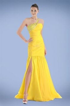 sheath-oneshoulder-backless-prom-dress-with-ruched-bodice-and-slit-skirt