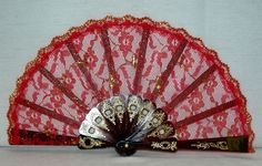 Image detail for -Mini Spanish Fans, Party Favors, Wedding, Spanish Wedding, WEdding . Hand Held Fan, Hand Fans, Bridal Shower Favors, Party Favors, Flamenco Wedding, Wedding Dreams, Dream Wedding, Party Themes, Party Ideas