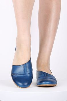 Hey, I found this really awesome Etsy listing at https://www.etsy.com/listing/225323436/new-blue-leather-womens-shoes-slip-ons