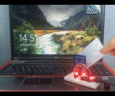 Arduino RFID and/or QR code Windows login