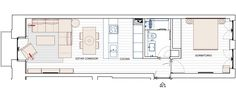 Sagasta Apartment E plan 3 rooms. Do you like it? /Apartamento E Sagasta. 3 habitaciones. ¿Te gusta?  http://goo.gl/i3NfBW
