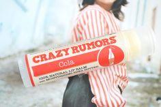 Crazy Rumors COLA lip balm review