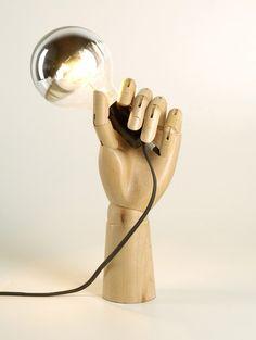 Luminária de Mesa Designer Valentino - Coisas de Casa Coisas da Doris