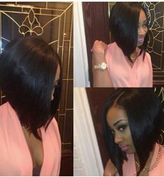 2016 Virgin Brazilian Short Straight Bob U Part Wig Human Hair 130 Density 2x4 Upart Wigs Full Lace Wigs Youtube Full Lace Wigs Uk Sale From Headfashionwigs, $95.38| Dhgate.Com