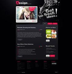 Design Agency WordPress Themes by Elza