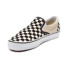 <p>Slip into the timeless skate style of the Slip On Chex Skate Shoe from Vans. These Slip On Skate Sneakers embody iconic skate design, featuring a low profile built with sturdy canvas uppers, classic checkerboard prints, and vulcanized sole construction for enhanced board feel and premium traction.</p>  <p><u>Features include</u>:</p> <ul> <li> Breathable checkerboard print canvas upper</li> <li> Padded collar p...
