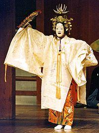 Noh theatre, Japan. 2008