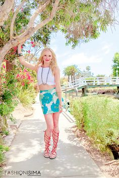 Candice Accola Fashionsima Magazine 2015