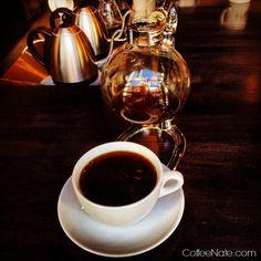My review of Novo Coffee, Denver Colorado, Glenarm Place. Exceptional!