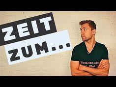 Wie viel ZEIT nimmst DU DIR zum...? | Max GREEN - YouTube
