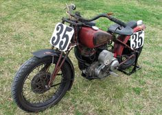 Indian Motorcycle 1935