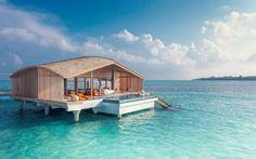 The Maldives — The World's Most Alluring Destination #Finolhu #Villa #Rathafa #Maldives