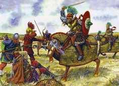 The Magister Militum Gainas is killed in battle on 23 December 400