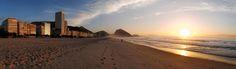 Amanhecendo em Copacabana... Rio de Janeiro, Brasil.