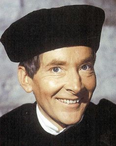 Kenneth Williams as Cromwell in a promo shot for Henry