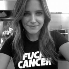 This would be why I love Sophia Bush<3